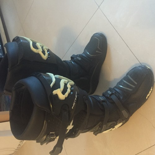 Fox Instinct MX Boots