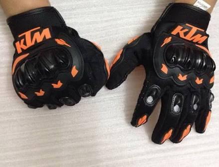 Ktm protective gloves