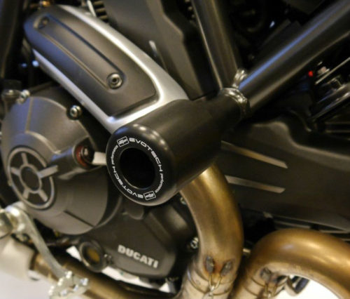 Ducati Scrambler Crash Protection / Frame Slider