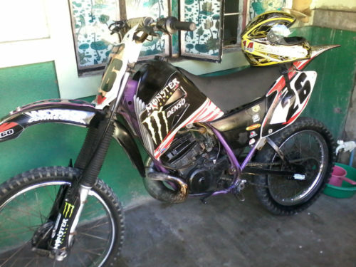 FOR SALE YAMAHA WONDERBIKE 125cc