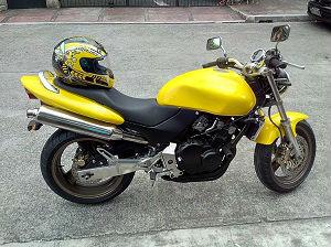 honda hornet 250 1996 model