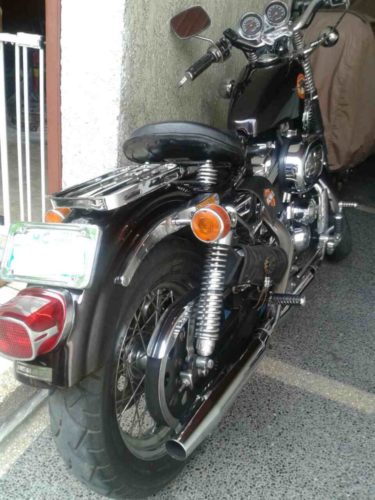 For Sale: Harley Davidson Sportster