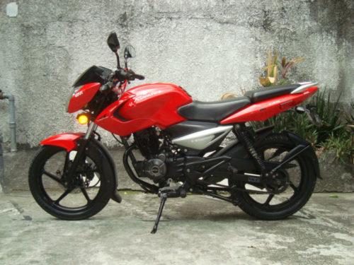 2011 Kawasaki Rouser 135LS