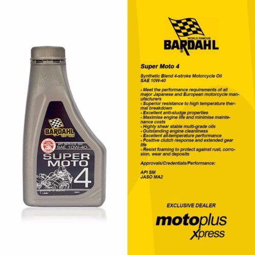 Bardahl SuperMoto 4