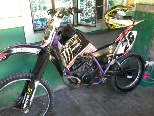 FOR SALE YAMAHA WONDERBIKE 125cc