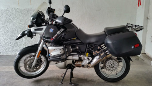 '97 BMW 1100GS