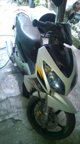 Yamaha Nouvo Z 2010