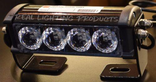Federal Strobe Light Blinker 4×2 LED Bar