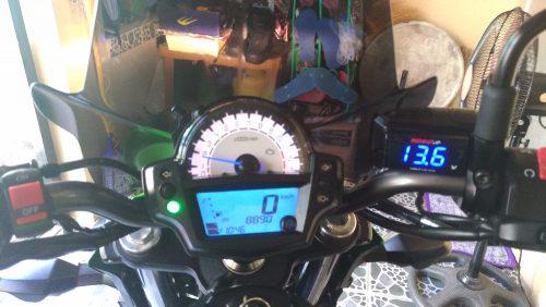 Kawasaki 650cc ER6N