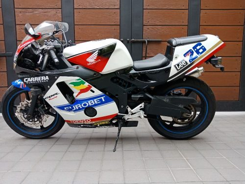 1990 Honda CBR 250 RR-L MC22 Gull-Arm